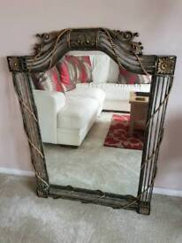 Iron/ Metel Mirror