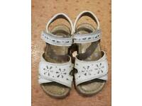 startrite patent leather sandals uk 8.5