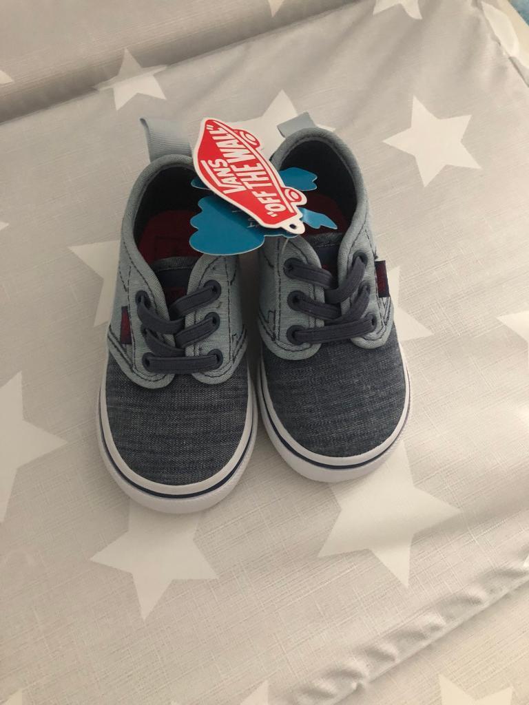 Size 4 Vans  35de59fd7