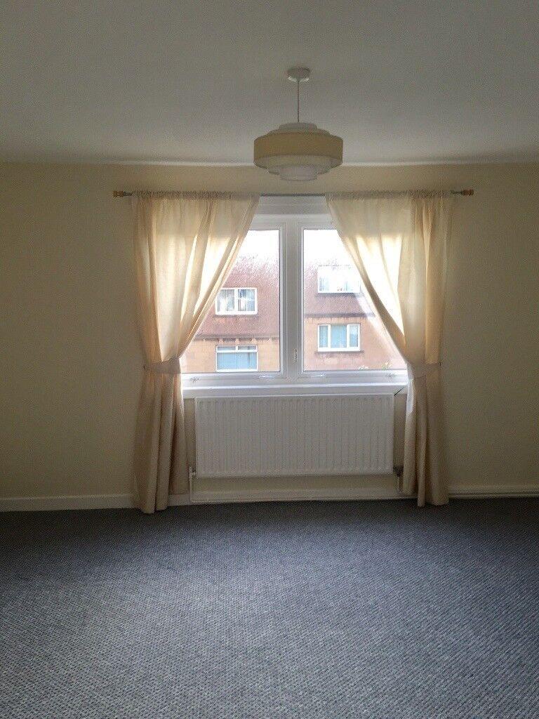 Available immediately unfurnished 3 bedroom flat, Bonnyrigg, Midlothian