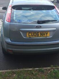 Ford Focus ghia!!