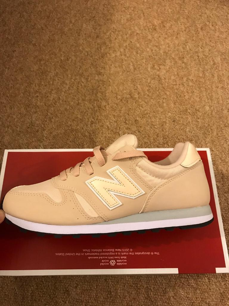 New Balance Trainers Size 6 Uk New Condition With Box RRP £85