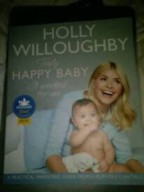 Holly Willoughby Truly Happy Baby Book