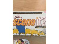 Scene it ? Simpsons board game