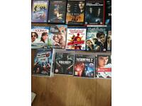 DVD & games