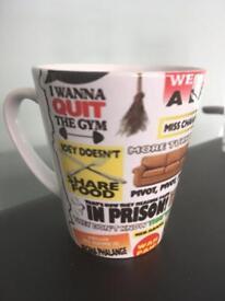 F.R.I.E.N.D.S. quote mug