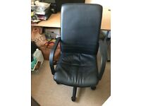 Black office chair for sale