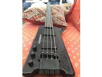 Steinberger XL2A bass, left handed, lefty