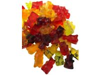50mg CBD Gummy Bears, Safe & Legal, CBD For Sale UK
