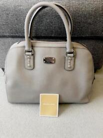 Genuine Micheal Kors Special Edition Grey Handbag - Paid £229 for this!