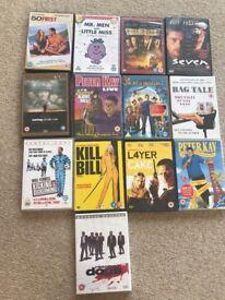 DVD selection