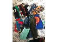Bundle of boys clothes aged 2-3 next gap George matalan