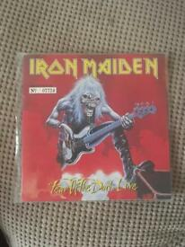 Iron Maiden VINYL limited edition 'Fear of the Dark' 45'