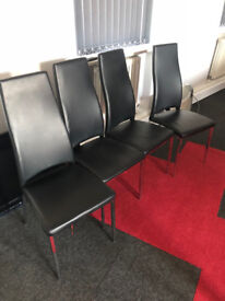 4 tall chairs