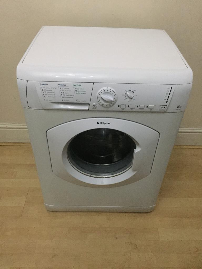 Hotpoint washing machine (can deliver)