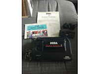 Master system 2 and games SEGA