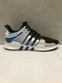Fantastic Men's Adidas EQT Trainers size 9.5 - hardly worn