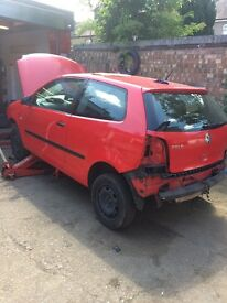Vw polo 1.2 2003 Breaking