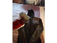 Buddle of clothing