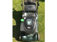 Hayter Harriet 41 petrol lawn mower