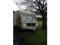 Caravan quick sale as moving home