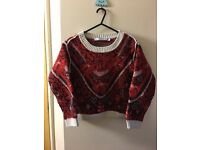 Other stories new red sweater