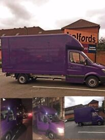 24/7 MAN AND VAN HOUSE REMOVALS SERVICE RUBBISH CLEARANCE WASTE SHORT NOTICE DELIVETY 07467533168