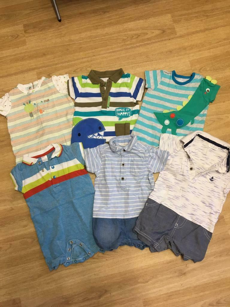 dfdcdae5c352 Baby boys 3-6 months summer bundle | in Northampton ...
