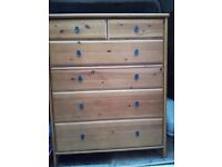 Ikea Leksvik Tall Chest of drawers, We can deliver , Just Ask for a Quote