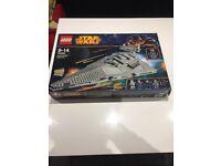 Lego Star Wars set-Imperial Star Destroyer.
