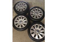 BMW Winter Wheels