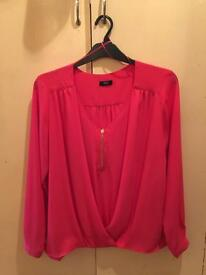 Ladies blouse, size 18