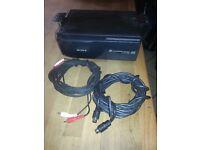 Sony CDX-605 Car 10 Disc CD Changer (95#)