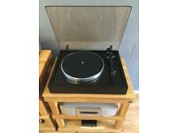 Roksan Xerxes Audiophile turntable rega Rb250 tonarm ortofon 25fl moving coil cart