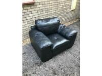 Leather arm chair *Free