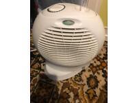 Warmer & fan