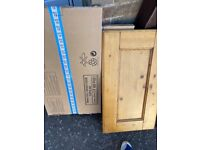 Kitchen Door Solid Pine Brand New in Box