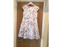 Girls dress John Lewis age 10