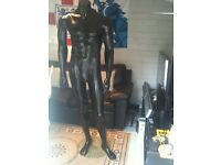 full SIZE MALE MANNEQUIN SHOP DUMMY