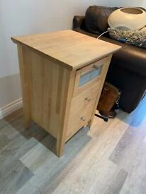 Telephone table / set of drawers