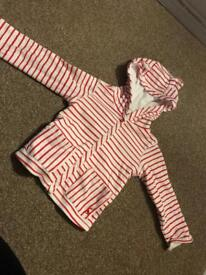 Joules 9-12 Girls or Boys Jacket never worn