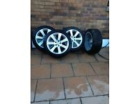 wheels rim & tyres