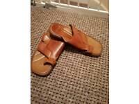 Brand new men' s sandal size 42 or 8