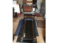 Digital folding treadmill
