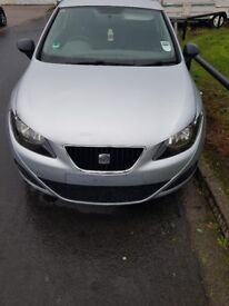 Seat Ibiza 1.2 3dr cheap insurance reliable first car