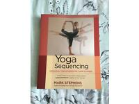 BRAND NEW YOGA SEQUENCING DESIGNING TRANSFORMATIVE YOGA CLASSES