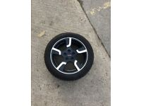 VW transporter T5/6 sports line wheels and tyres