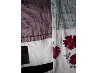 Kingsize Duvet Covers - Satin Fabric (x2)