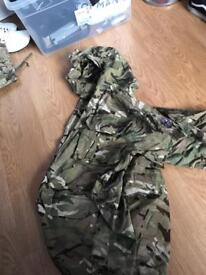 Airsoft Camos, protection and other bits