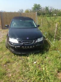 Saab spares/repair